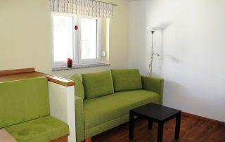 Lunzer Wohnzimmer Ferienwohnung Weinbeere