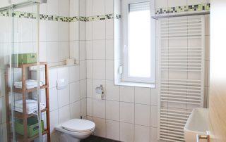 Lunzer Badezimmer Ferienwohnung Weinbeere